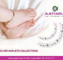 Silver Anklet Collection
