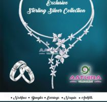 Exclusive Sterling silver jewellery