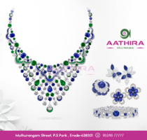 Jewellery shops in Erode